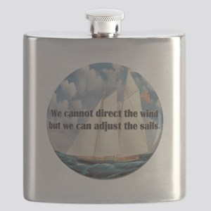 We Cannot Adjust the Wind Flask