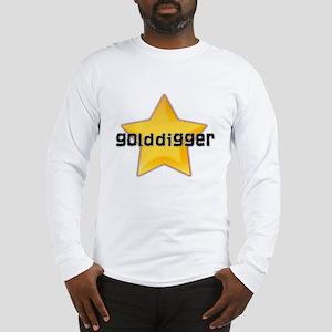 Golddigger Long Sleeve T-Shirt