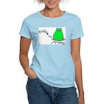 Follow Your Frog Women's T-Shirt - Pink