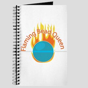 Flaming Bead Queen Journal