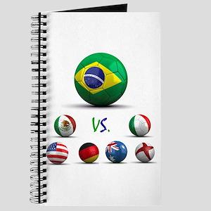 Brazil vs World Journal