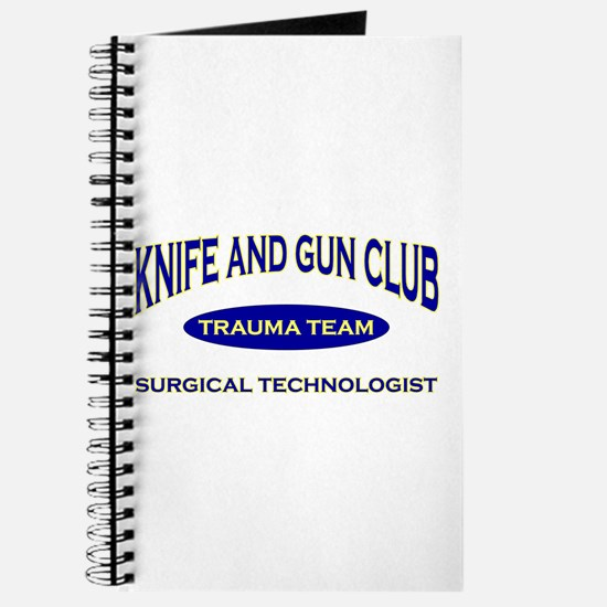 Knife & gun club (also light Journal