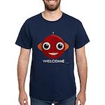 Robot Dark T-Shirt (colors)