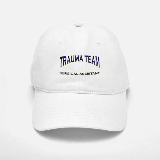 Trauma team SA - blue Baseball Baseball Cap