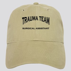 Trauma Team SA - black Cap