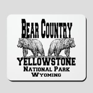Bear Country Mousepad