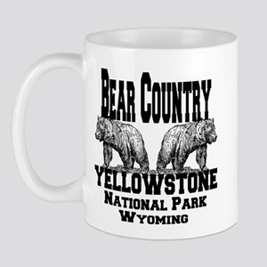 Bear Country Mug