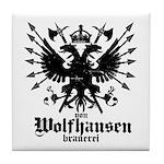 Von Wolfhausen Brewery Tile Coaster