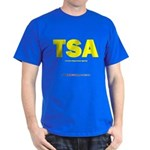 TSA: Tourism Suppression Agen Dark T-Shirt