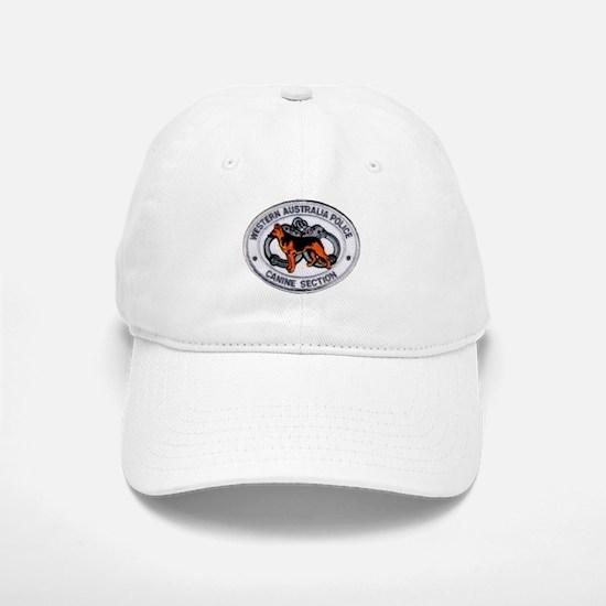 Western Australia Police K9 Baseball Baseball Cap