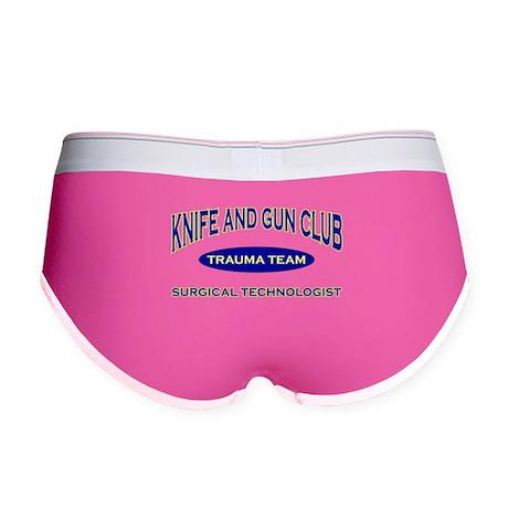 Knife & gun club (also light Women's Boy Brief