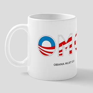 Obama Must Go Mug