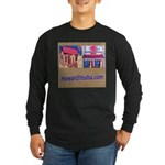 Orange County Storefronts His Long Sleeve Dark T-S