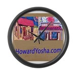 Orange County Storefronts His Large Wall Clock