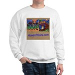 Orange County Storefronts Sweatshirt