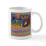 Orange County Storefronts Mug