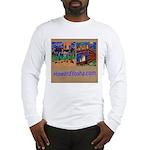 Orange County Storefronts Long Sleeve T-Shirt