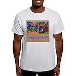 Orange County Storefronts Light T-Shirt