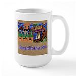 Orange County Storefronts Large Mug