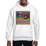 Orange County Storefronts Hooded Sweatshirt