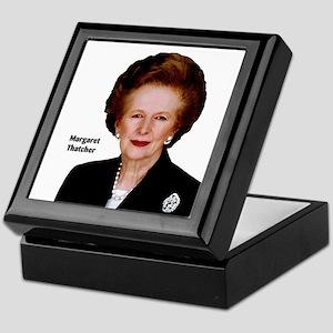 Lady Thatcher Keepsake Box
