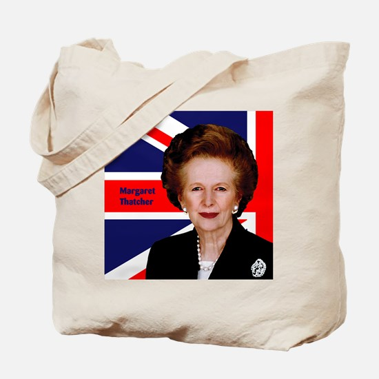 Lady Thatcher Tote Bag