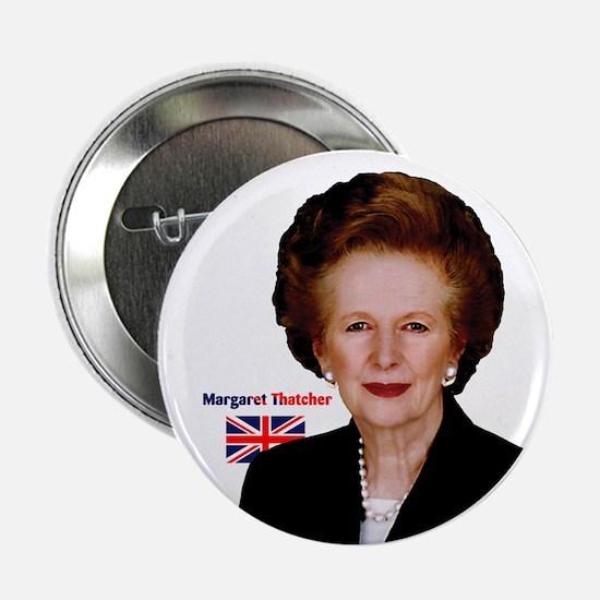 "Lady Thatcher 2.25"" Button"