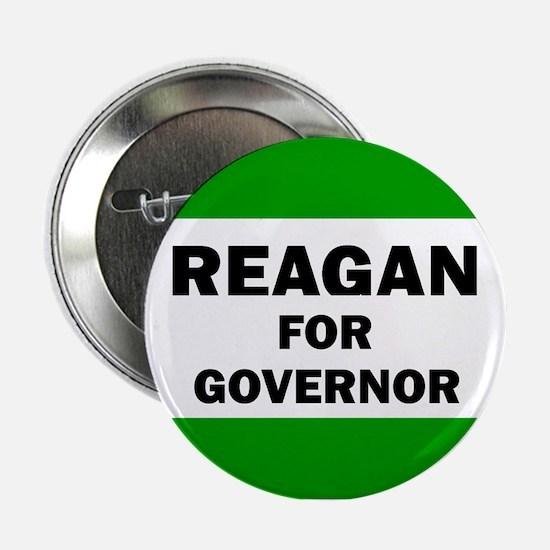 """Reagan for Governor 2.25"""" Button"""