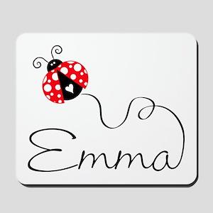 Ladybug Emma Mousepad