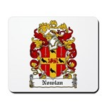 Nowlan Coat of Arms Mousepad
