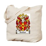 Nowlan Coat of Arms Tote Bag