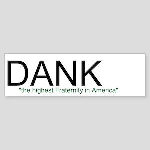 Delta Alpha Nu Kappa Sticker (Bumper)