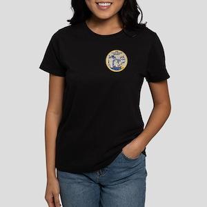 9th Coast Guard District Women's Dark T-Shirt
