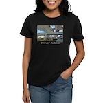 Freeway Madness Women's Dark T-Shirt