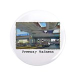 """Freeway Madness 3.5"""" Button (100 pack)"""