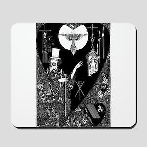 The Magician Mousepad