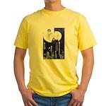 Spirits Above Yellow T-Shirt