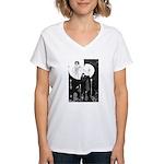 Spirits Above Women's V-Neck T-Shirt