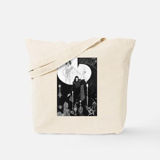Spirits Above Tote Bag