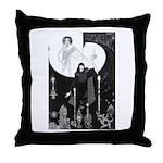 Spirits Above Throw Pillow