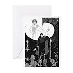 Spirits Above Greeting Card