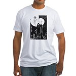 Spirits Above Fitted T-Shirt