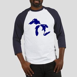 Great Lakes Baseball Jersey