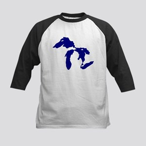 Great Lakes Kids Baseball Jersey