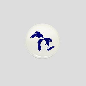 Great Lakes Mini Button