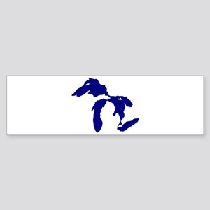 Great Lakes Sticker (Bumper)