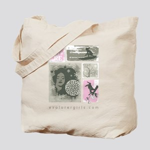 Explore Your World Tote Bag