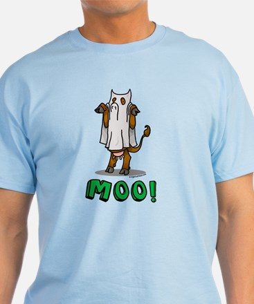Halloween cow Moo! T-Shirt