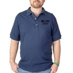 DD 214 Alumni Dark Polo Shirt