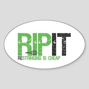 RIP IT Sticker (Oval)